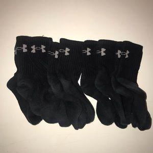 Under Armour socks 6 pairs bundles